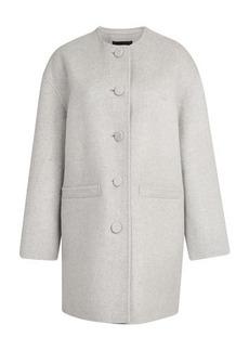 Marc Jacobs Boxy Crew Neck Cardigan Coat