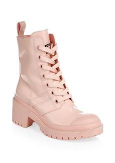 Marc Jacobs Bristol Lace-Up Boots