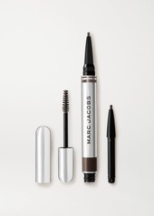Marc Jacobs Brow Wow Duo - Dark Brown