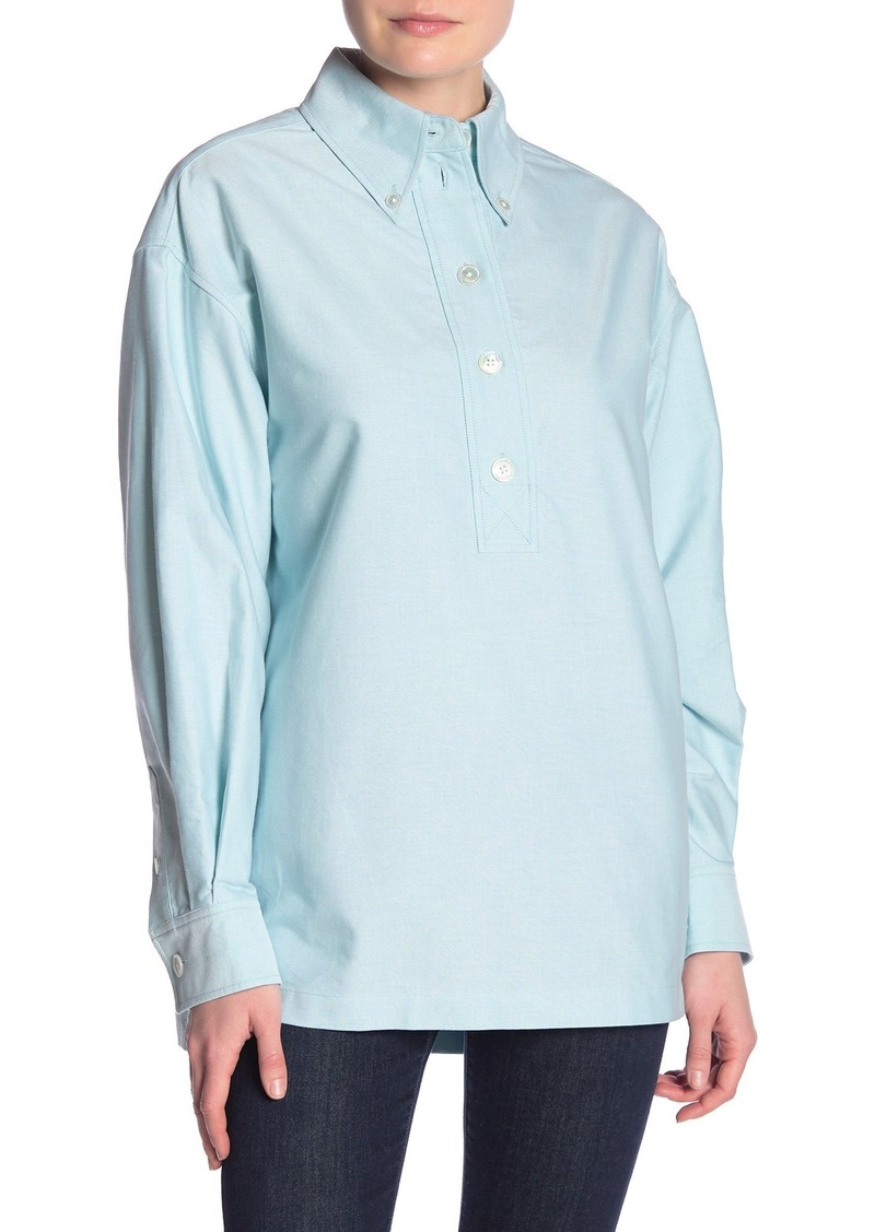 Marc Jacobs Button Down Dolman Shirt