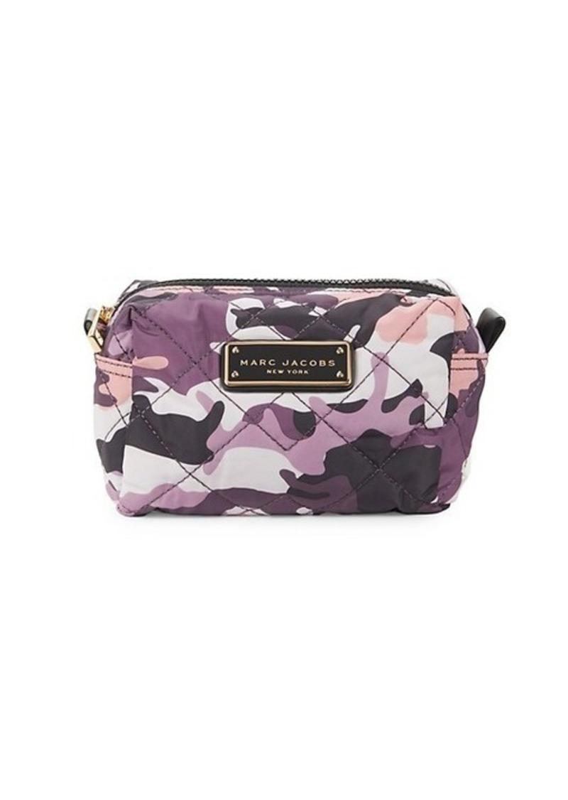 Marc Jacobs Camo Cosmetic Bag