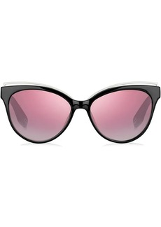 Marc Jacobs cat-eye tinted sunglasses