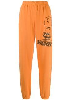 Marc Jacobs Charlie Brown track pants
