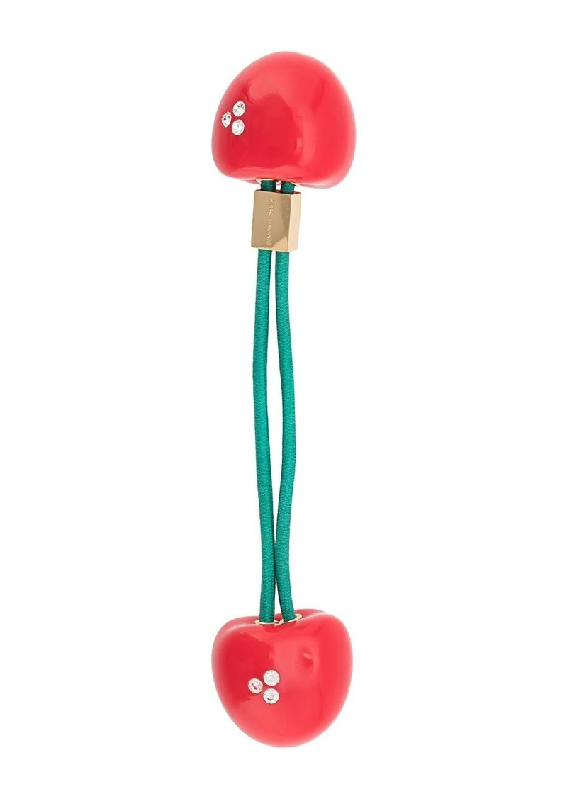 Marc Jacobs Cherries hair bauble