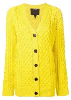 Marc Jacobs chunky knit cardigan