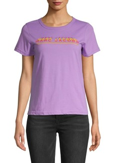 Marc Jacobs Classic Cotton Tee