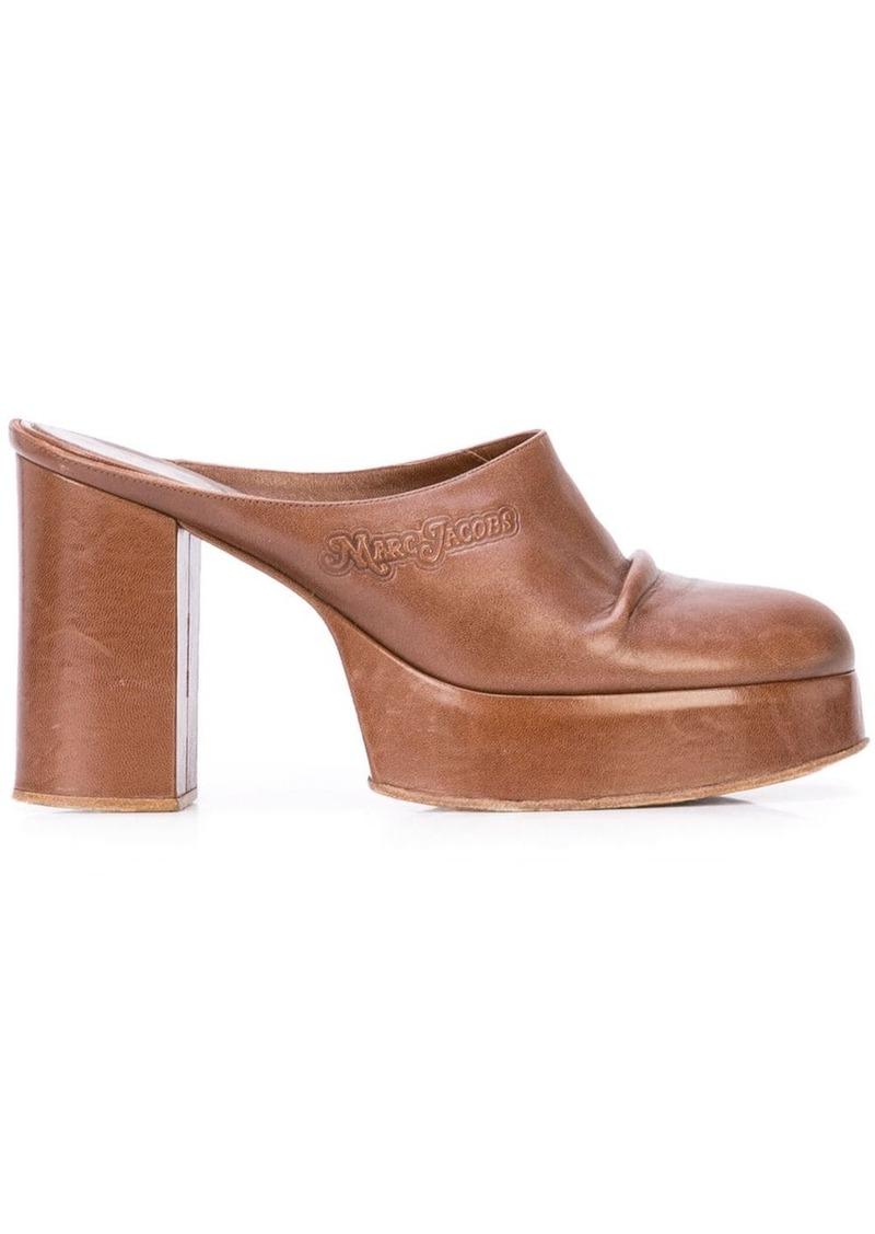 Marc Jacobs clog mules