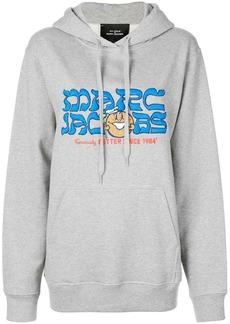 Marc Jacobs comic logo hoodie