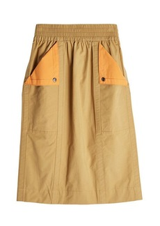 Marc Jacobs Cotton Skirt
