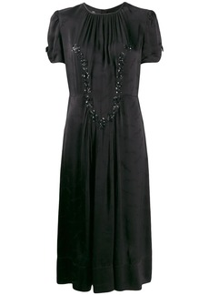 Marc Jacobs Crepe Jacquard dress