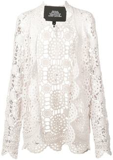 Marc Jacobs crocheted cardigan