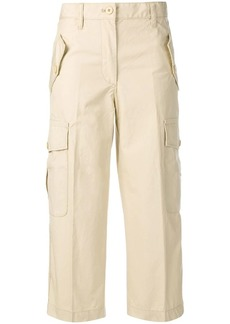 Marc Jacobs cropped army trousers