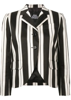 Marc Jacobs cropped striped jacket