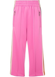 Marc Jacobs cropped track trousers