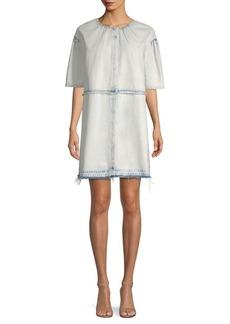 Marc Jacobs Denim T-Shirt Dress