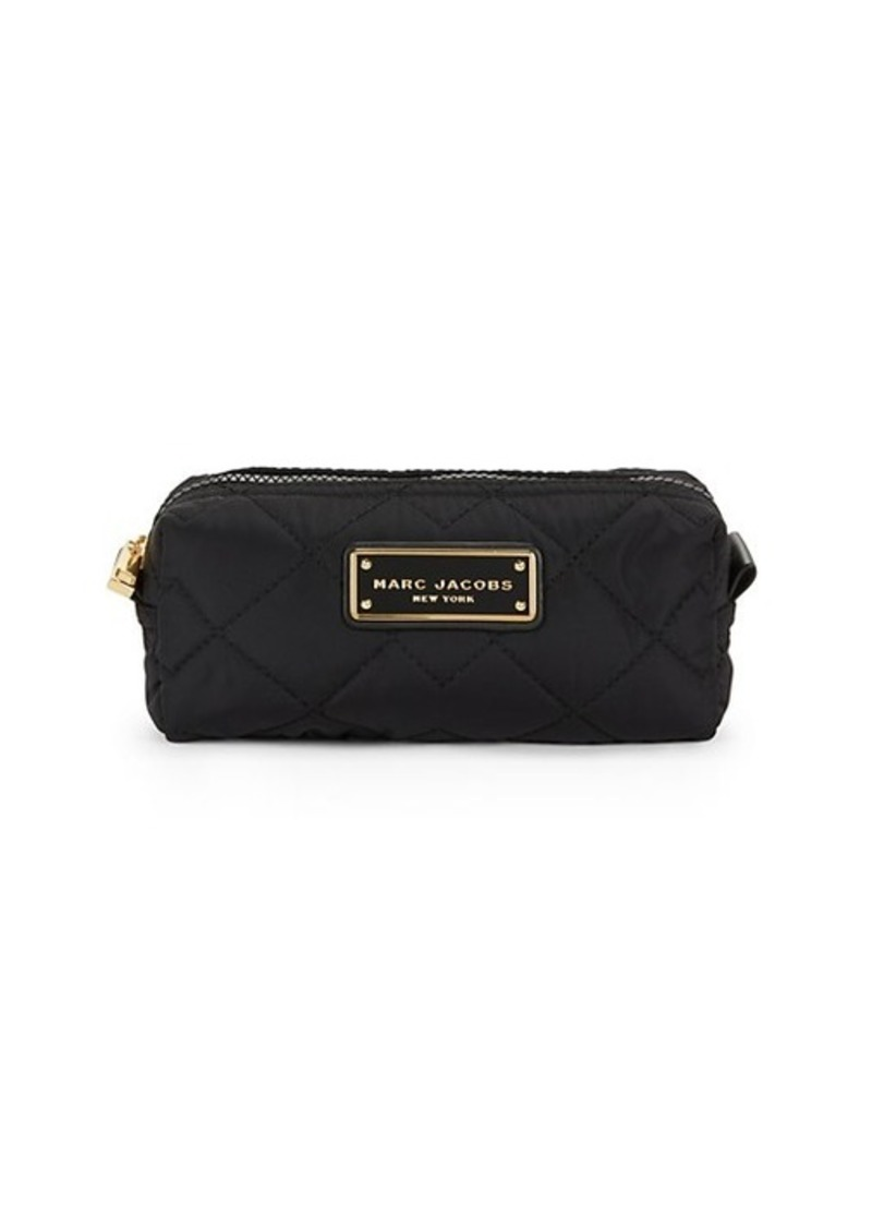 Marc Jacobs Diamond Quilted Cosmetic Pouch