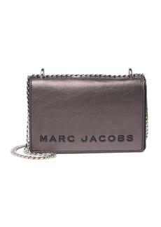 Marc Jacobs Double Take Leather Logo Crossbody Bag