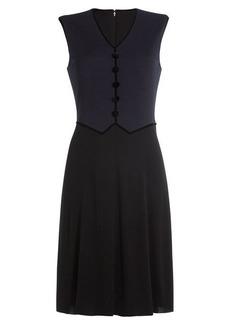 Marc Jacobs Dress with Velvet