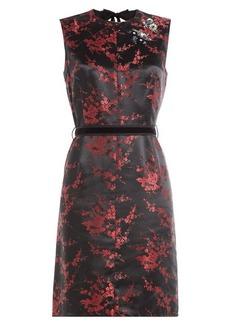 Marc Jacobs Embellished Satin Dress