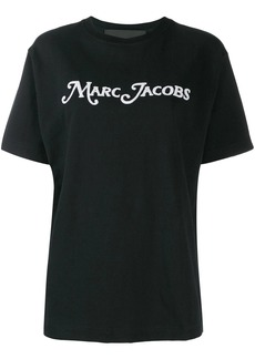 Marc Jacobs embroidered logo T-shirt