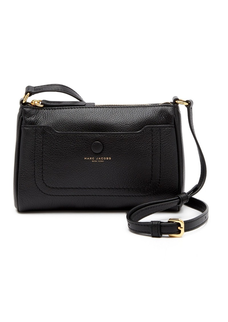 Marc Jacobs Empire City Leather Crossbody Bag