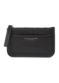 Marc Jacobs Empire City Leather Key Pouch