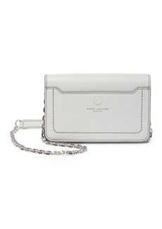 Marc Jacobs Empire City Leather Wallet Crossbody Bag