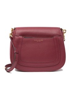 Marc Jacobs Empire City Messenger Leather Crossbody Bag