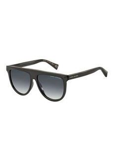 Marc Jacobs Flattop Teardrop Sunglasses