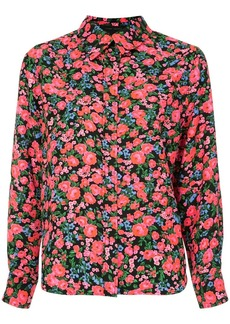 Marc Jacobs floral-print shirt