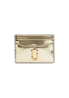 Marc Jacobs The Snapshot Metallic Card Case