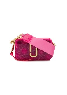 Marc Jacobs glitter Snapshot crossbody bag