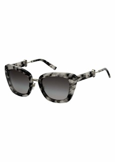 Marc Jacobs Gradient Acetate Cat-Eye Sunglasses