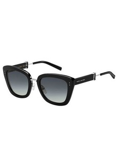 Marc Jacobs Gradient Acetate Cat-Eye Sunglasses