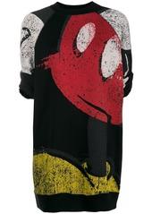 Marc Jacobs graphic printed raglan T-shirt