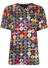 Marc Jacobs graphic printed short sleeve T-shirt