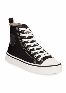 Marc Jacobs Grunge High-Top Sneakers