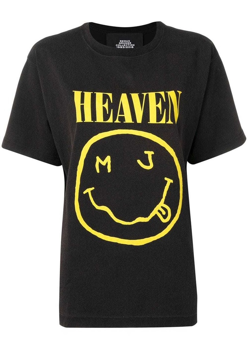 Marc Jacobs Heaven graphic print T-shirt