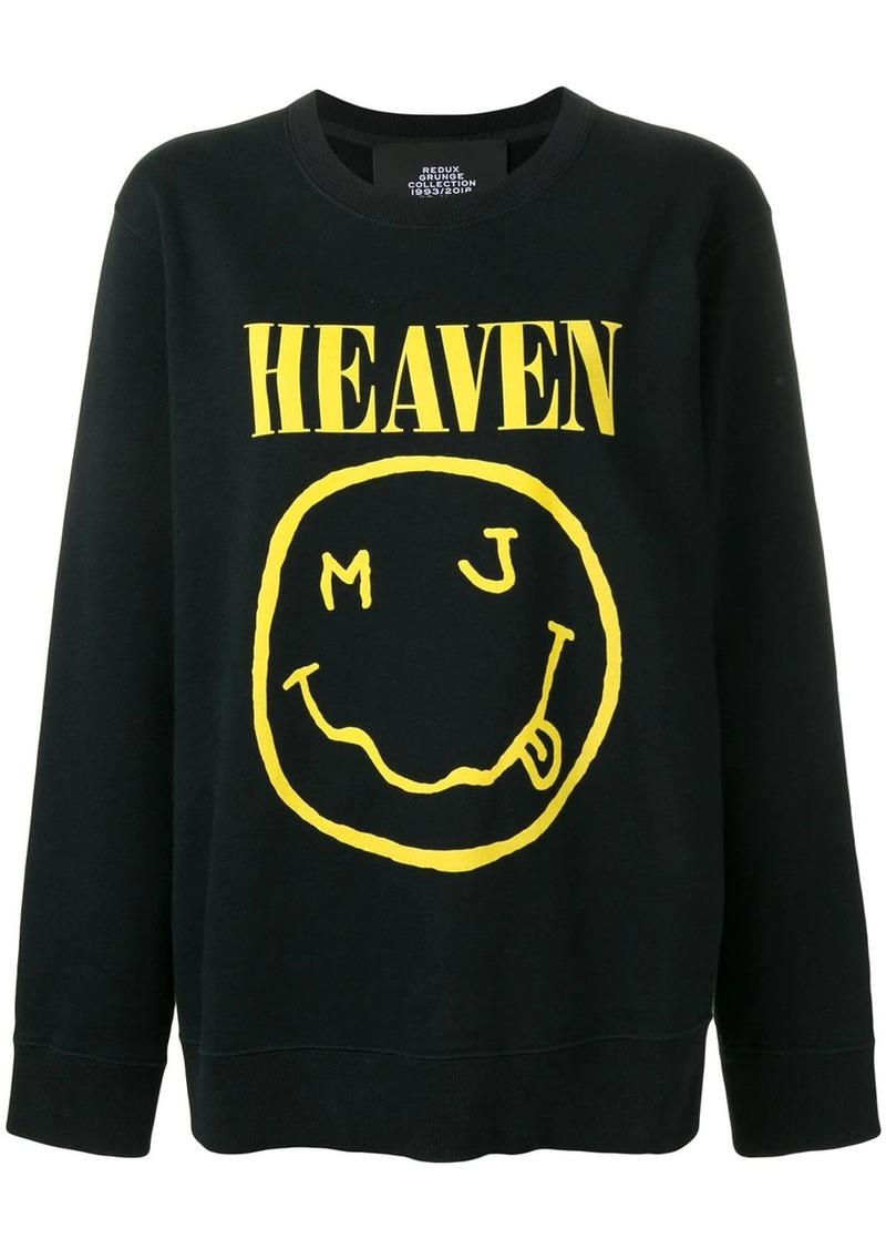 Marc Jacobs Heaven sweatshirt