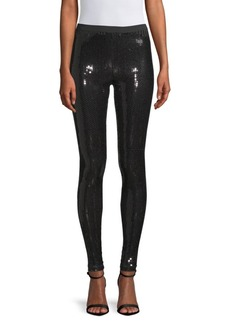 Marc Jacobs Heavy Sequins Leggings