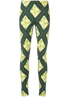Marc Jacobs Ikat-print trousers