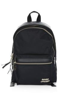 Marc Jacobs Large Logo Backpack