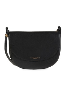 Marc Jacobs Large Messenger Leather Crossbody