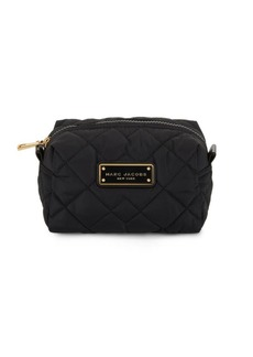 Marc Jacobs Large Quilted Cosmetic Pouch