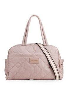 Marc Jacobs Large Quilted Weekend Tote Bag