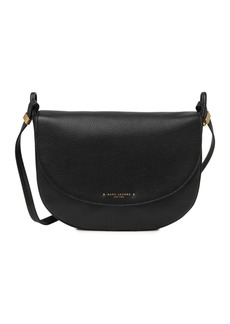 Marc Jacobs Large Supple Group Leather Messenger Bag