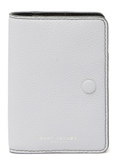 Marc Jacobs Leather Passport Case