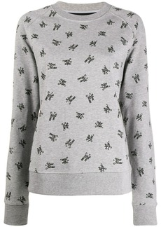 Marc Jacobs logo branded sweatshirt