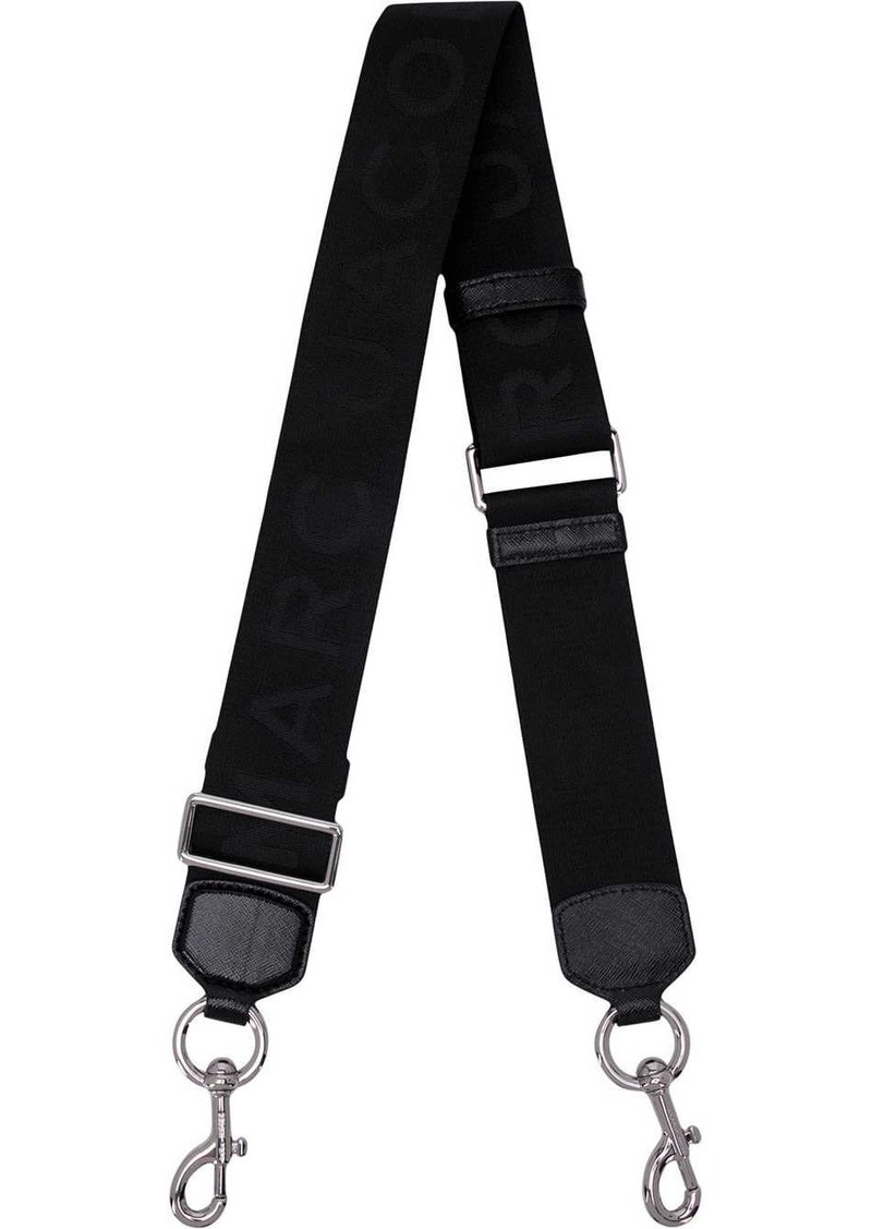 Marc Jacobs logo graphic webbing strap