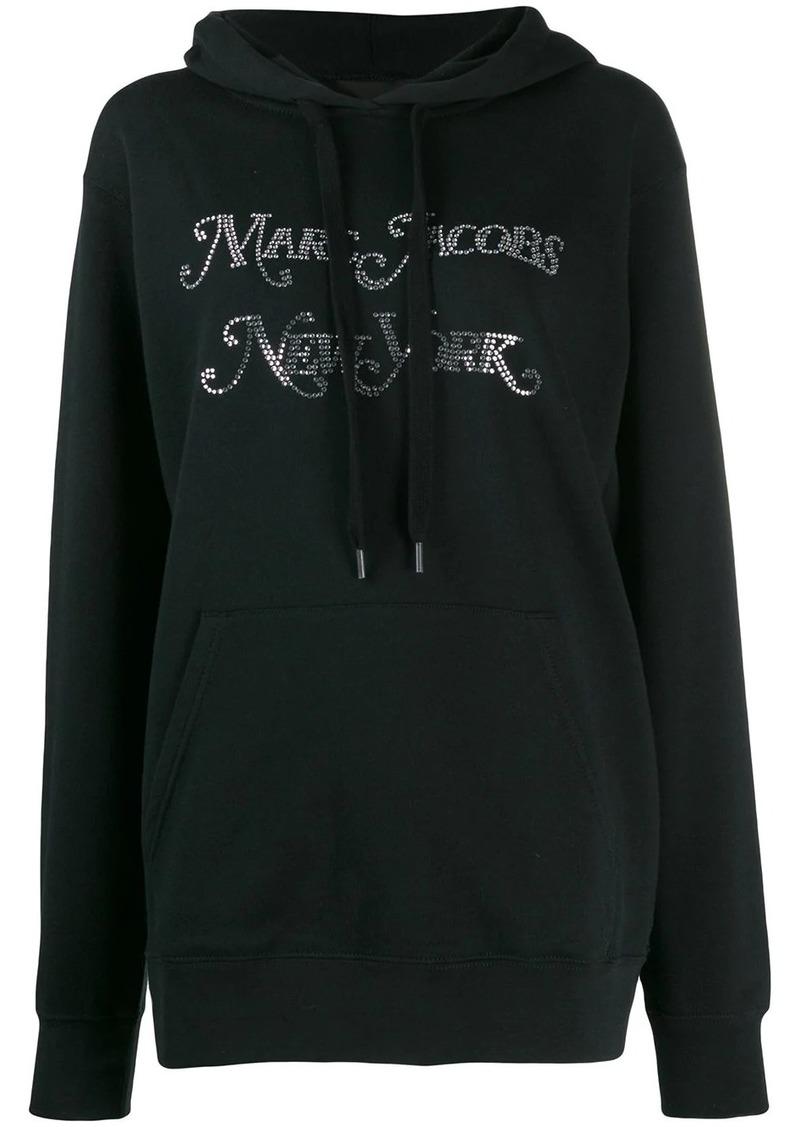 Marc Jacobs logo hoodie